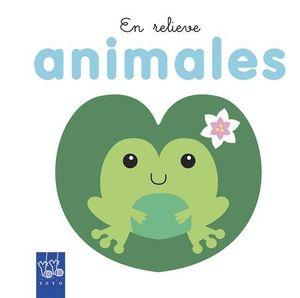 ANIMALES.  EN RELIEVE