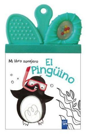 EL PINGUINO.  MI LIBRO SONAJERO