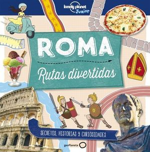 ROMA RUTAS DIVERTIDAS LONELY PLANET