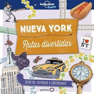 NUEVA YORK RUTAS DIVERTIDAS