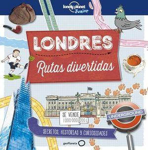 LONDRES RUTAS DIVERTIDAS