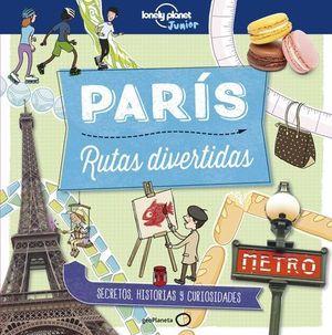 PARIS RUTAS DIVERTIDAS