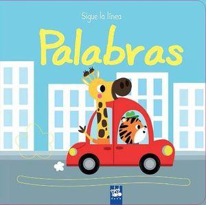 PALABRAS.  SIGUE LA LINEA