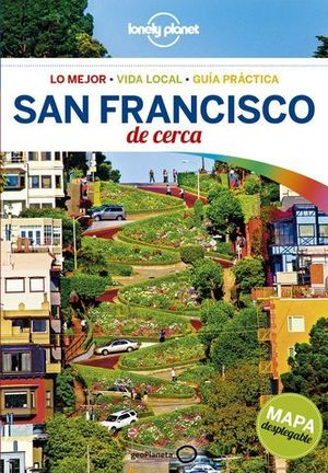 DE CERCA SAN FRANCISCO LONELY 4ª ED. 2018