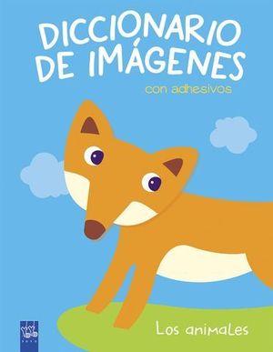 LOS ANIMALES.  DICCIONARIO DE IMAGENES