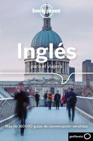 INGLES PARA EL VIAJERO. GUIA DE CONVERSACION LONELY PLANET ED. 2018