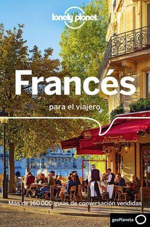 FRANCES PARA EL VIAJERO. GUIA DE CONVERSACION LONELY PLANET ED. 2018