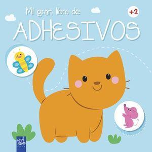 MI GRAN LIBRO DE ADHESIVOS +2