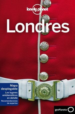 LONDRES 9ª ED. LONELY PLANET ED. 2018