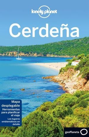 CERDEÑA LONELY PLANET ED. 2018