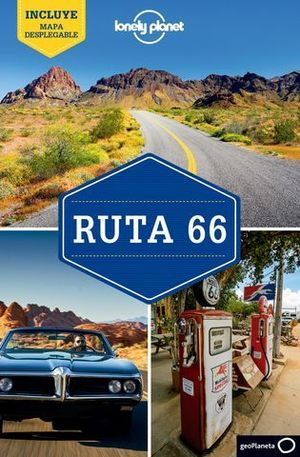 EN RUTA RUTA 66  LONELY PLANET  ED. 2018