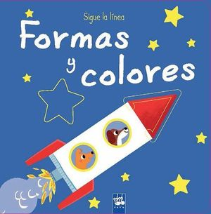 FORMAS Y COLORES. SIGUE LA LINEA
