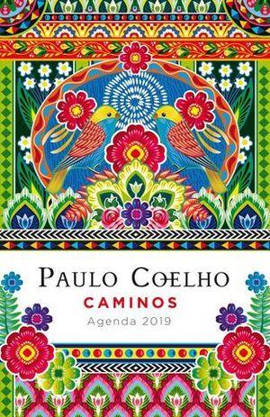 AGENDA PAULO COELHO CAMINOS 2019