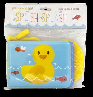 SPLISH-SPLASH.  PATO