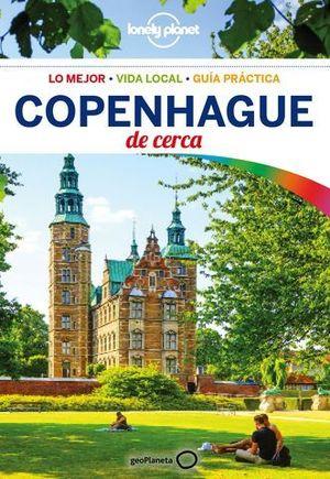COPENHAGUE DE CERCA LONELY PLANET 2018
