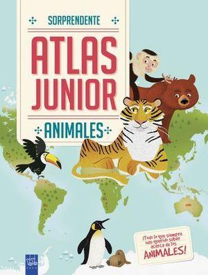 ATLAS JUNIOR ANIMALES
