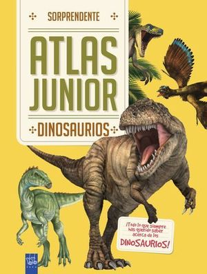 ATLAS JUNIOR DINOSAURIOS