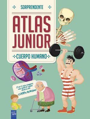 ATLAS JUNIOR CUERPO HUMANO