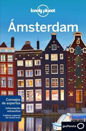 AMSTERDAM LONELY PLANET ED. 2018