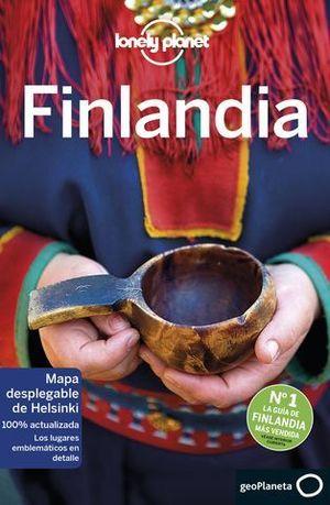 FINLANDIA LONELY PLANET ED. 2018