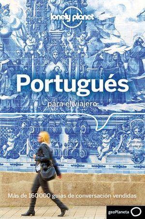 PORTUGUES PARA EL VIAJERO.  GUIA DE CONVERSACION LONELY PLANET 2018