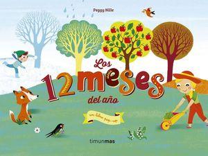 LOS 12 MESES DEL AÑO