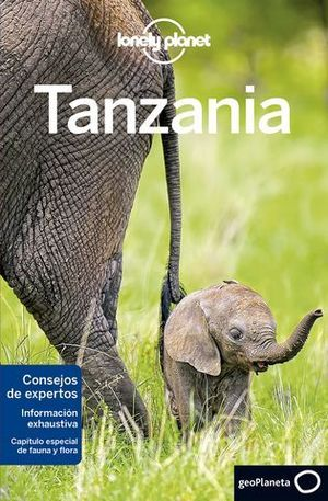 TANZANIA LONELY PLANET 3º ED 2018