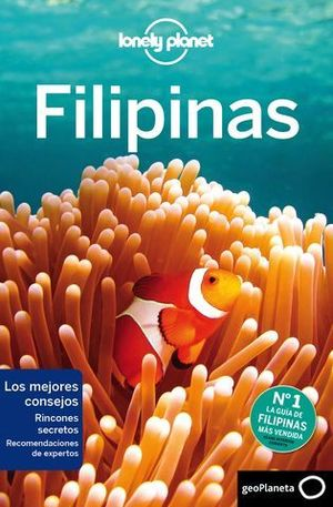 FILIPINAS LONELY PLANET 2º ED 2018