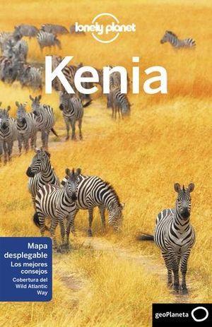 KENIA LONELY PALNET 3º ED 2018