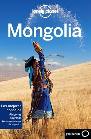 MONGOLIA LONELY PLANET  ED 2018
