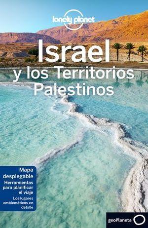 ISRAEL Y LOS TERRITORIOS PALESTINOS LONELY PLANET ED 2018