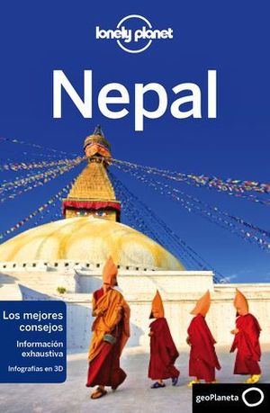 NEPAL LONELY PLANET ED 2018