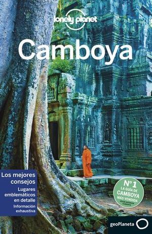CAMBOYA 6ª ED. LONELY PLANET ED. 2019