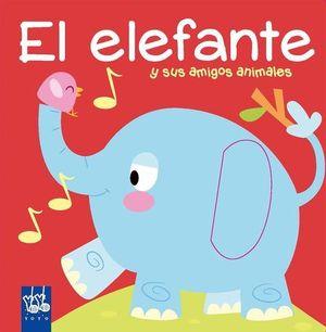 EL ELEFANTE .  LIBRO CON SONIDOS
