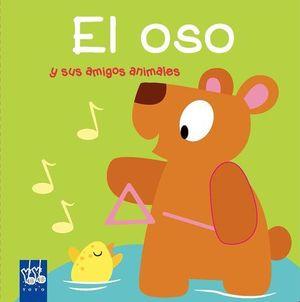 EL OSO.  LIBRO CON SONIDOS
