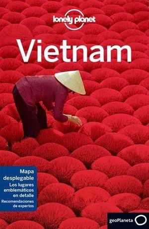 VIETNAM LONELY PLANET ED 2018