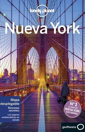NUEVA YORK LONELY PLANET 2019  9ª ED.