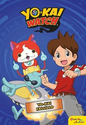 YO-KAI WATCH. YO-KAI FALSILLO