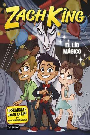 ZACH KING.  EL LIO MAGICO