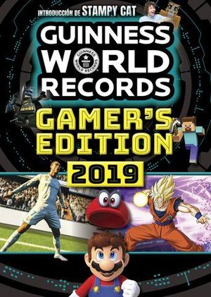 GUINNESS WORLD RECORDS 2019 GAMERS EDITION