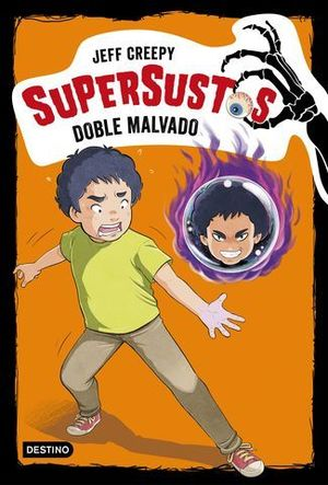 SUPERSUSTOS 3 DOBLE MALVADO