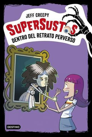 SUPERSUSTOS 4 DENTRO DEL RETRATO