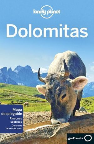 DOLOMITAS LONELY PLANET ED. 2019