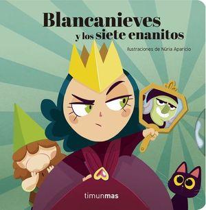 BLANCANIEVES. CUENTOS CON MECANISMOS