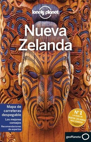 NUEVA ZELANDA 6ª ED. LONELY PLANET ED. 2019
