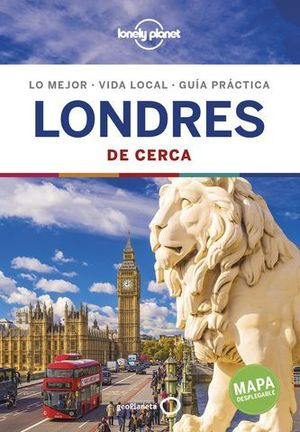 LONDRES DE CERCA LONELY PLANET ED. 2019
