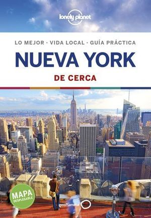 NUEVA YORK DE CERCA LONELY PLANET ED. 2019