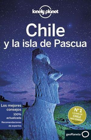 CHILE Y LA ISLA DE PASCUA 7ª ED LONELY PLANTET  ED. 2019