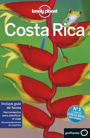 COSTA RICA 8ª ED. LONELY PLANET  ED. 2019