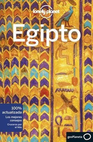 EGIPTO LONELY PLANET 2019